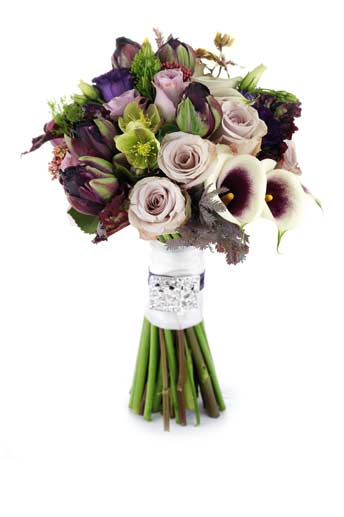 Wedding Bouquets In April : Garlic and sage the origins of modern bridal bouquet blooms weddings florist